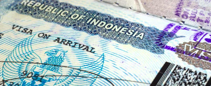 Visa Indonesia On Arrival