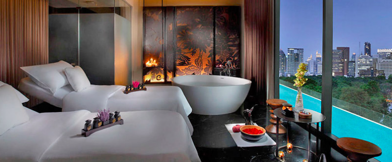 Hotel So Sofitel Bangkok Tailandia