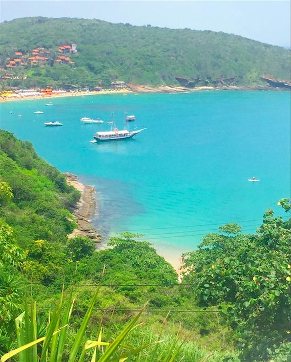 Praia Joao Fernandes Buzios