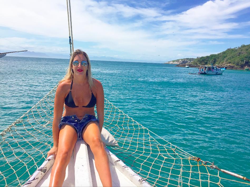 passeio barco Buzios