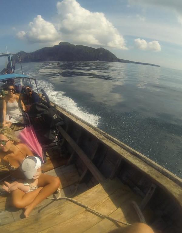 phi phi island Tailandia