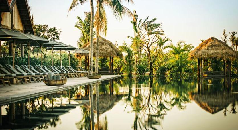 Siem Reap Phum Baitang Hotel