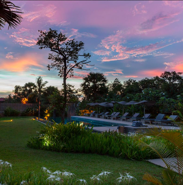Sala Lodges Hotel Siem Reap