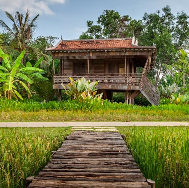 Sala lodge Hotel Siem Reap