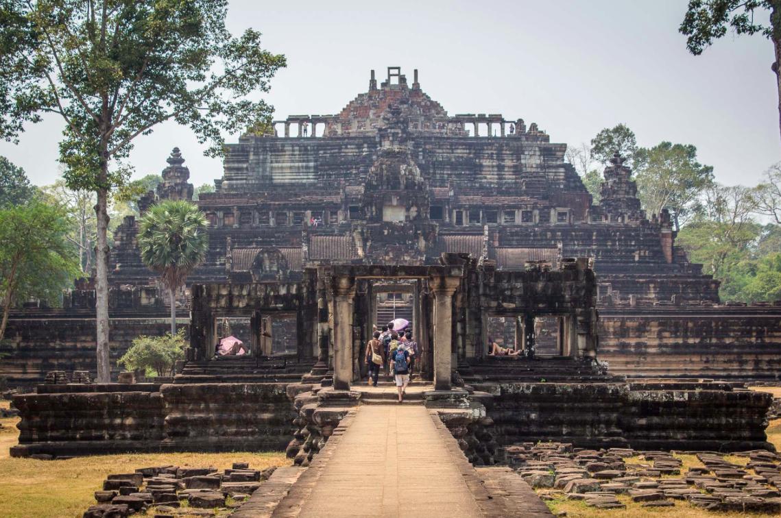Baphoun Temple Siem Reap Cambodia