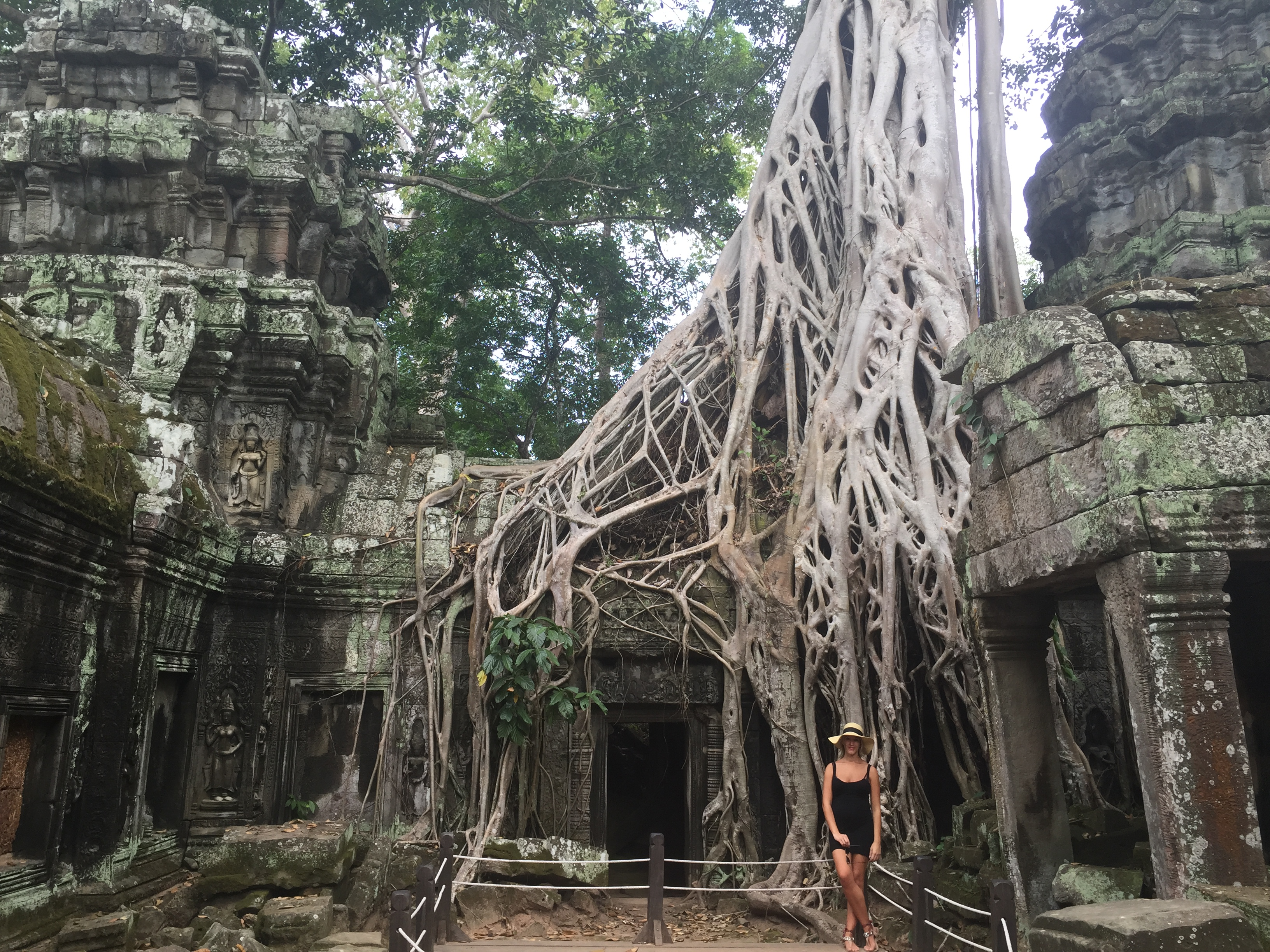 Ta Pronhm Temple Siem Reap