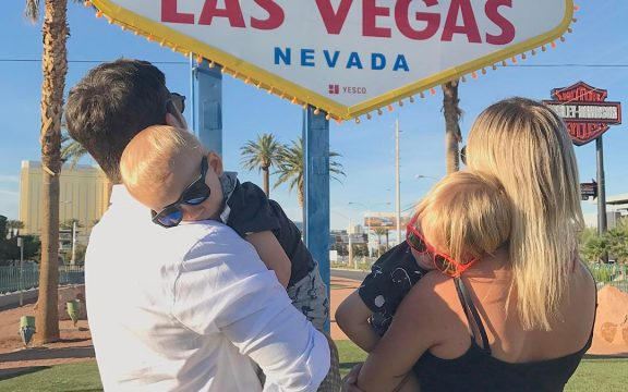 Las Vegas  Cidade de diversão, do HangOver, do casamento e dos cassinos