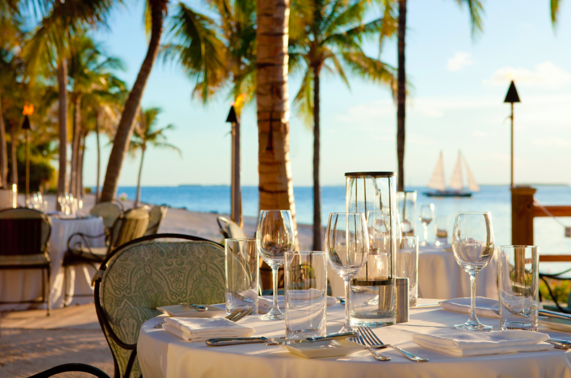 Restaurante Latitudes key West Florida