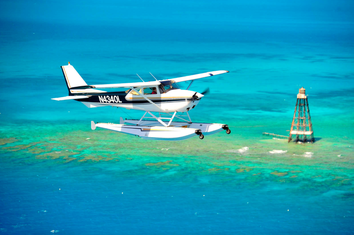 seaplane hidroaviao miami key west