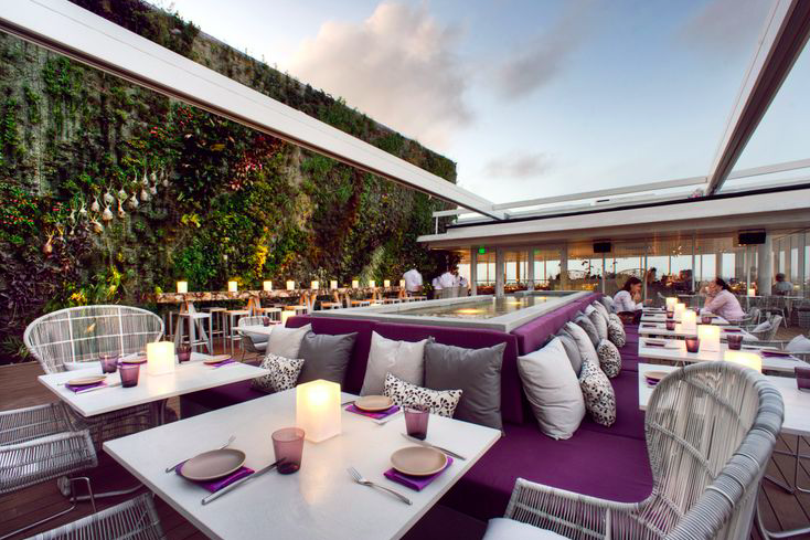 Restaurante Juvia Miami Beach