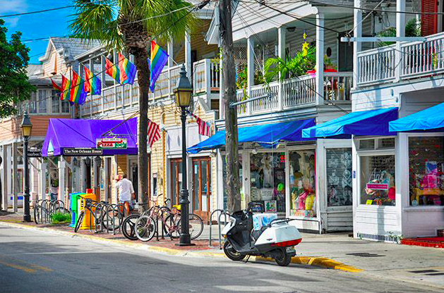Duval street key west florida