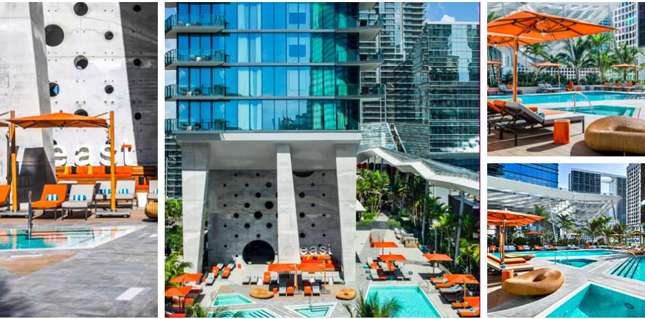 East Hotel Miami Brickell