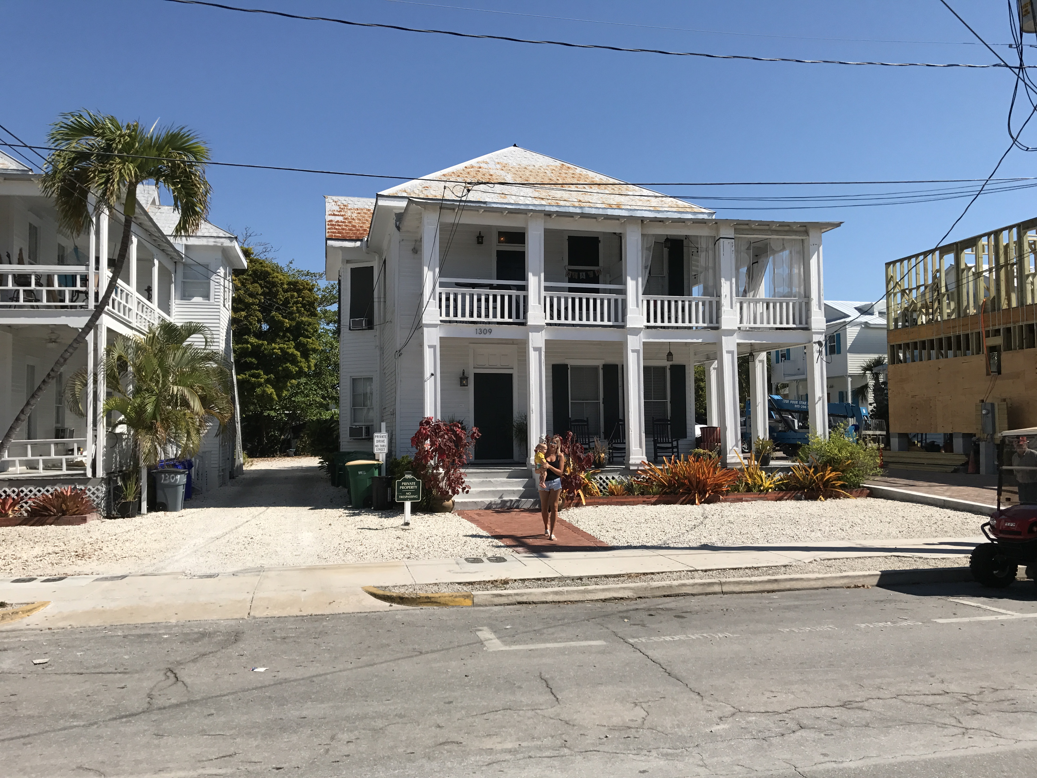 Old town Key west miami Florida