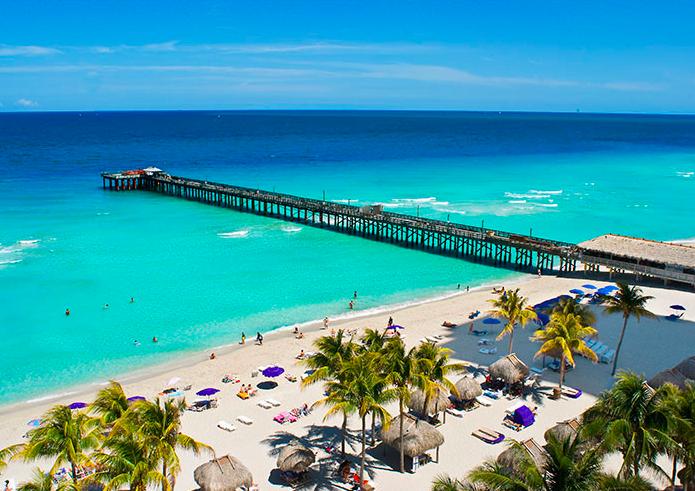 sunny isle beach Pier - Miami