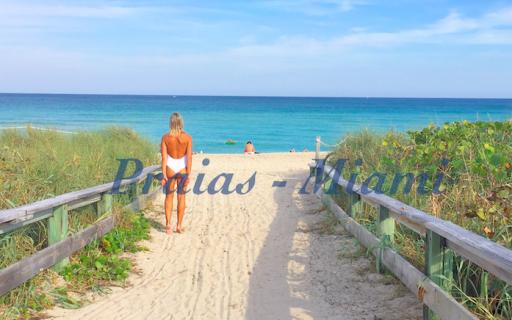 11 melhores praias imperdíveis em Miami