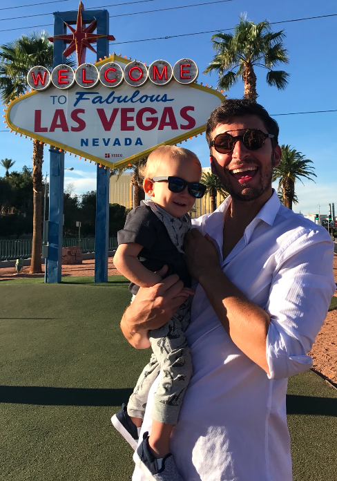 Las Vegas signs -