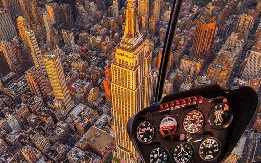 Passeio de Helicóptero em Nova York – Quanto Custa, Como e Onde Fazer?