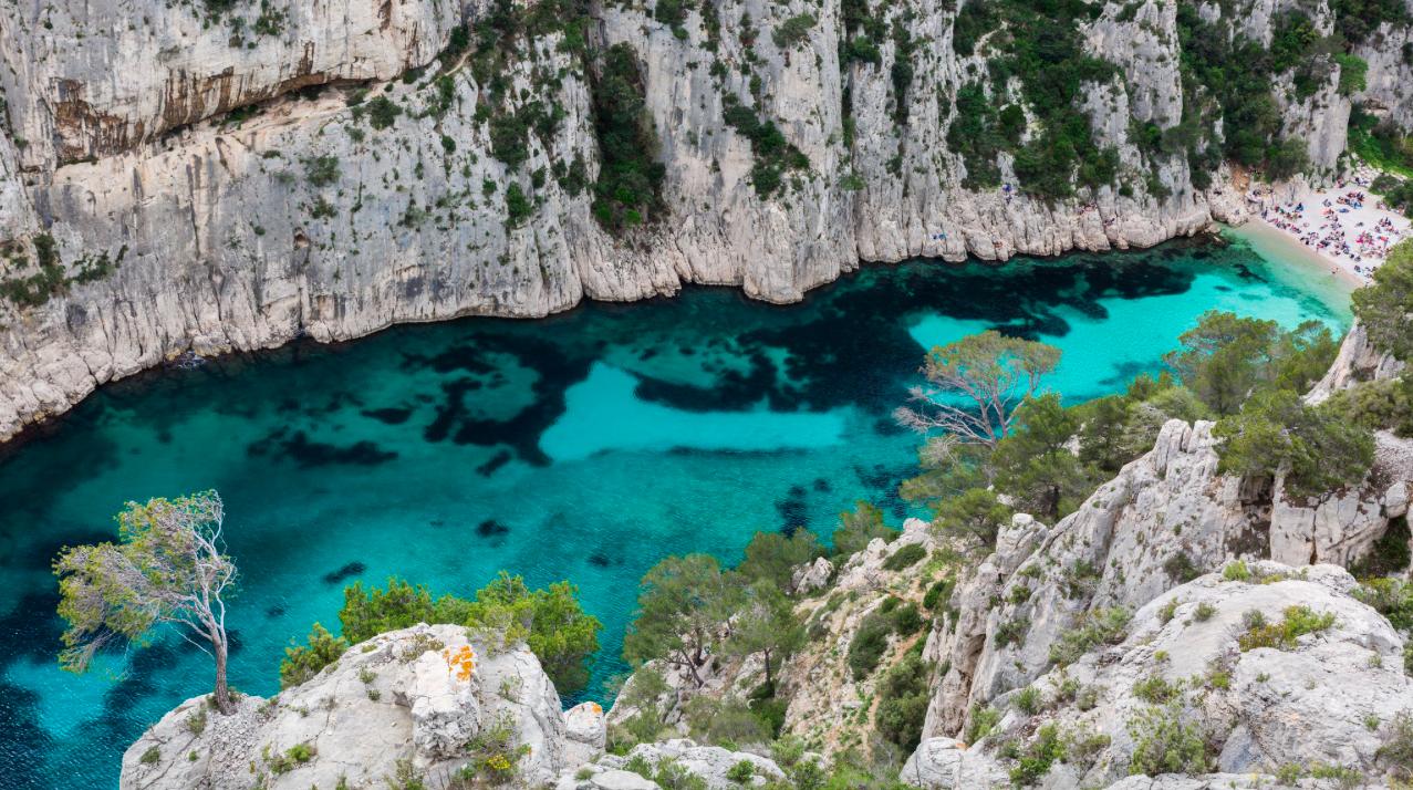 Calanques - Provence