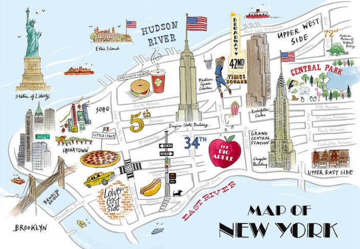 melhores lugares para dormir New York