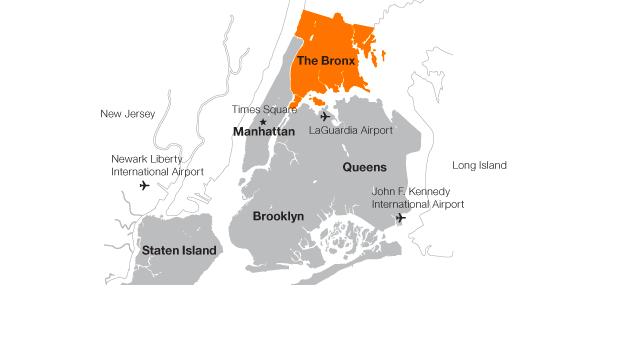 the Bronx - melhor bairro onde se hospedar em New York