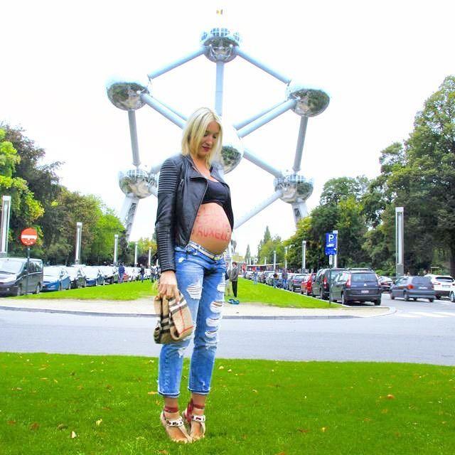 Bruxelles  Belgium Ha dois anos quando iniciamos e comeoshellip