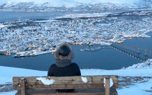 Tromsø, a cidade da aurora boreal