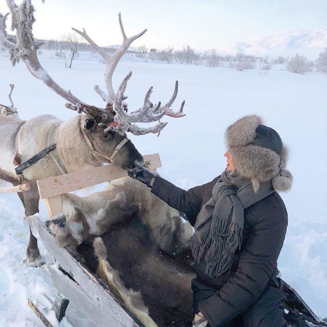 Tromso  Norway Algo lembra mais a Noruega que ashellip