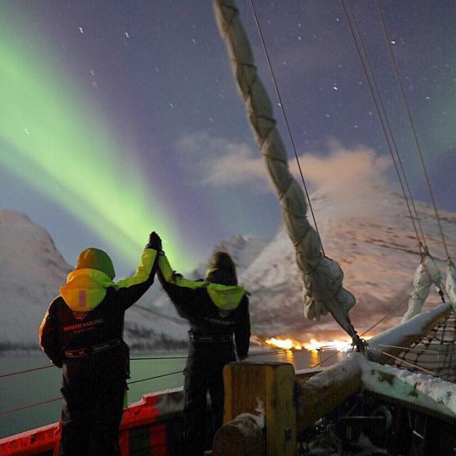 Tromso  Norway O futuro comea hoje 12 meses caandohellip
