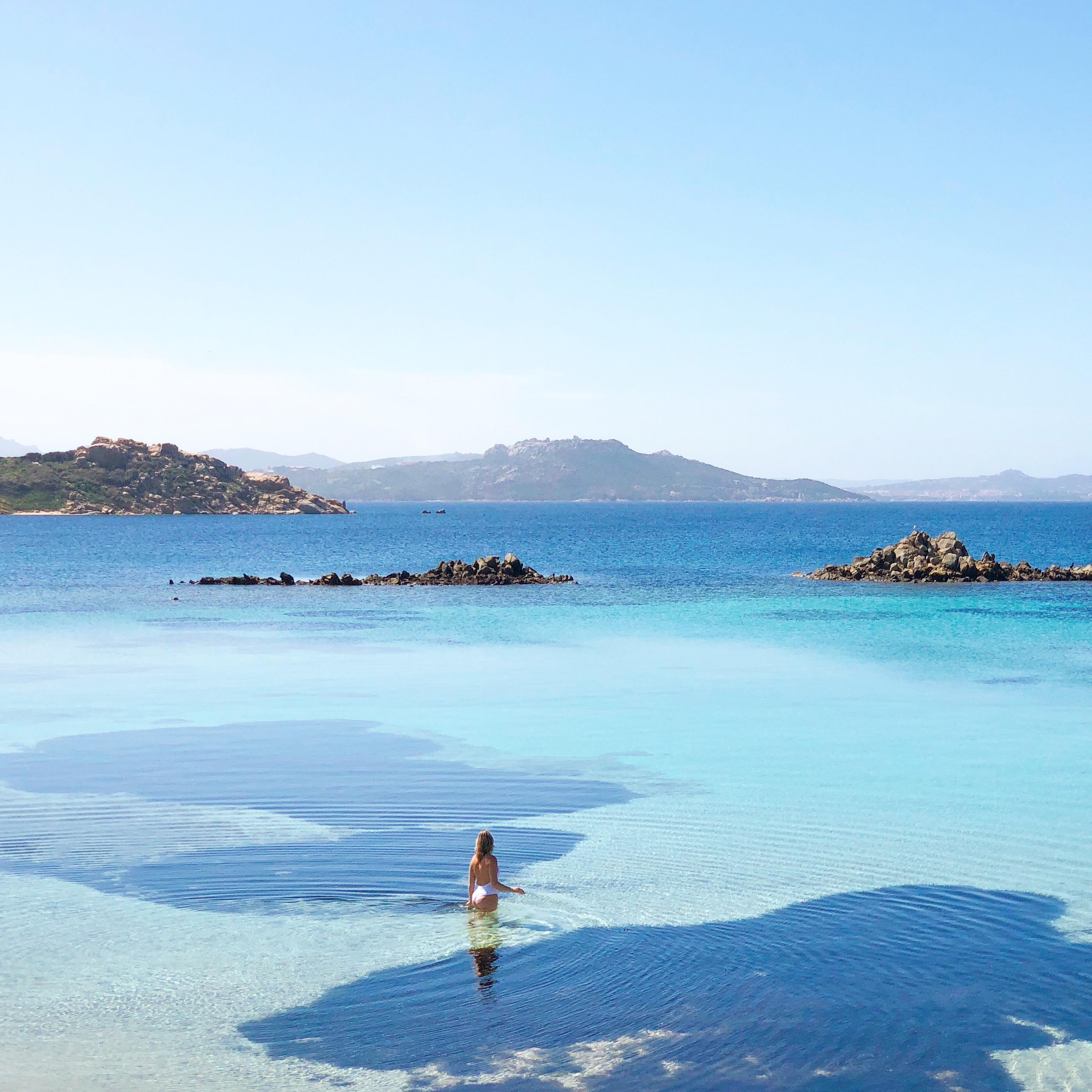 arquipélago de la madalena , ilha da Sardenha , Italia