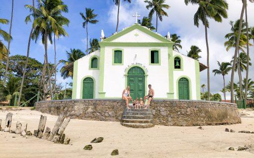 Praia dos Carneiros, paraíso em Pernambuco