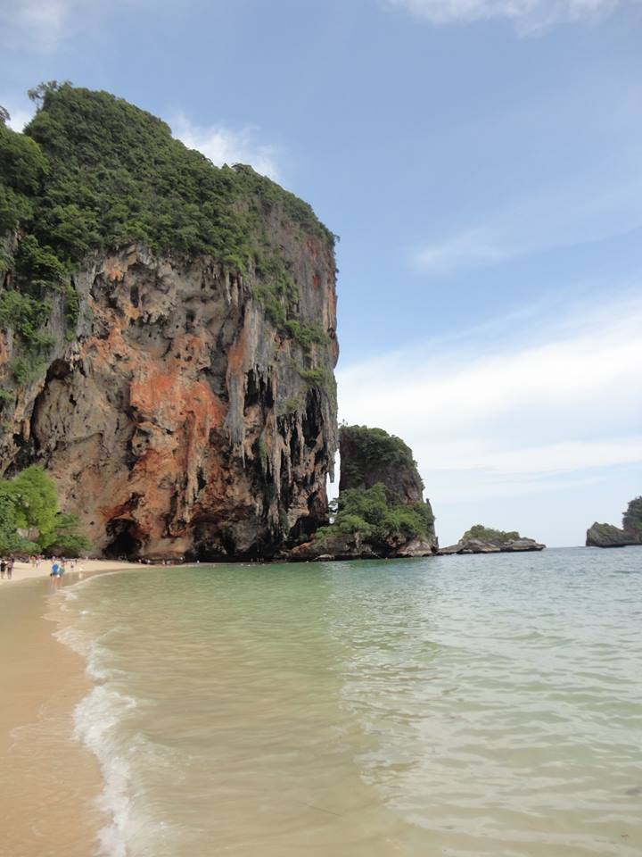 Railay beach - Krabi - Thailandia