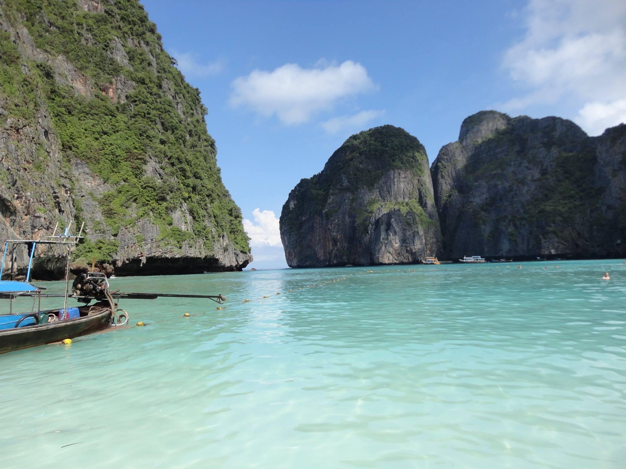 Maya Bay - Phi phi - Tailandia