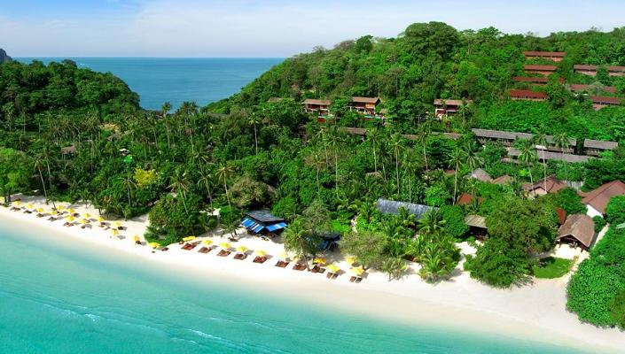 Hotel Zeavola Phi Phi tailandia