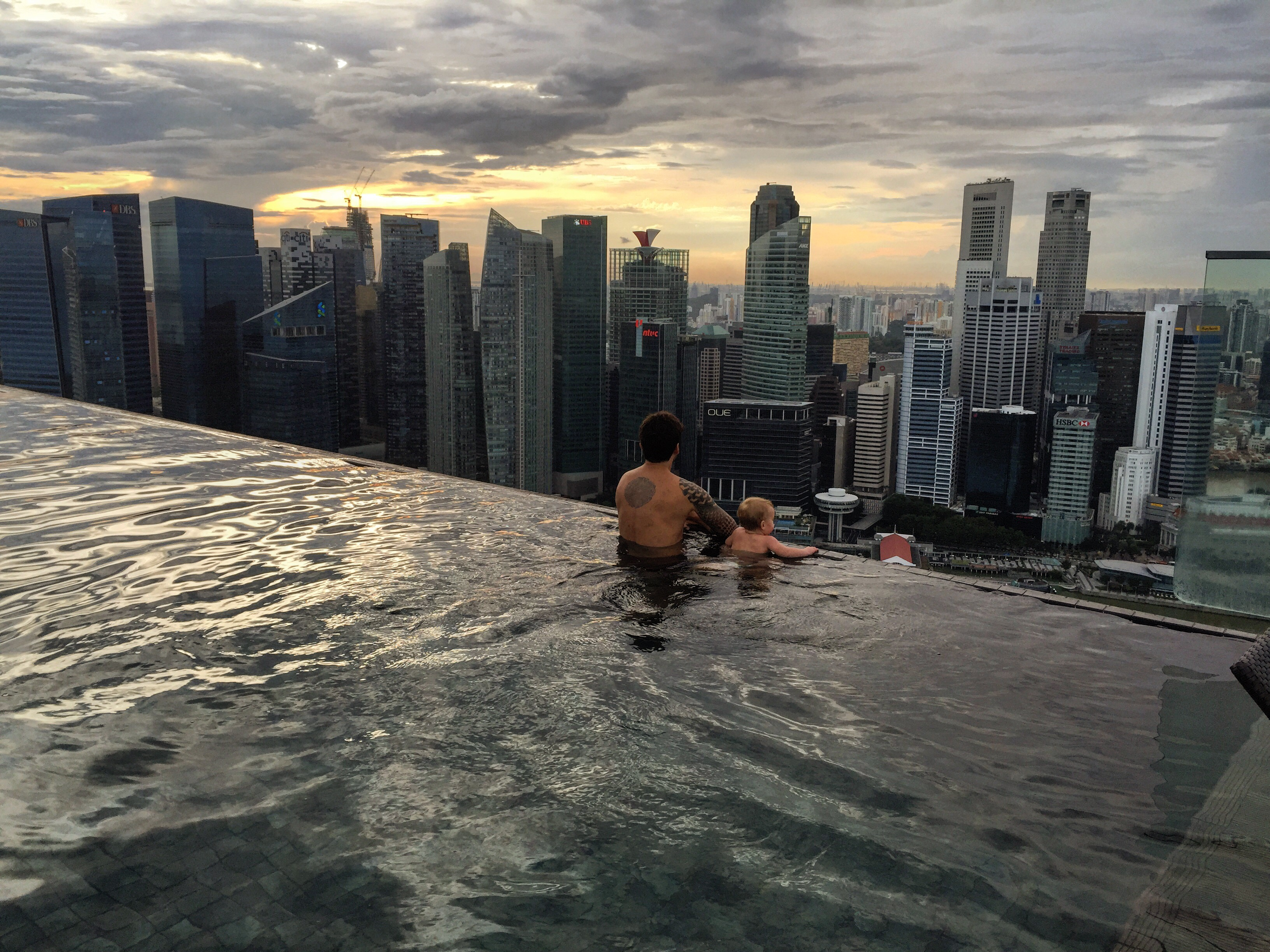 marina bay sands Singapore Cingapura