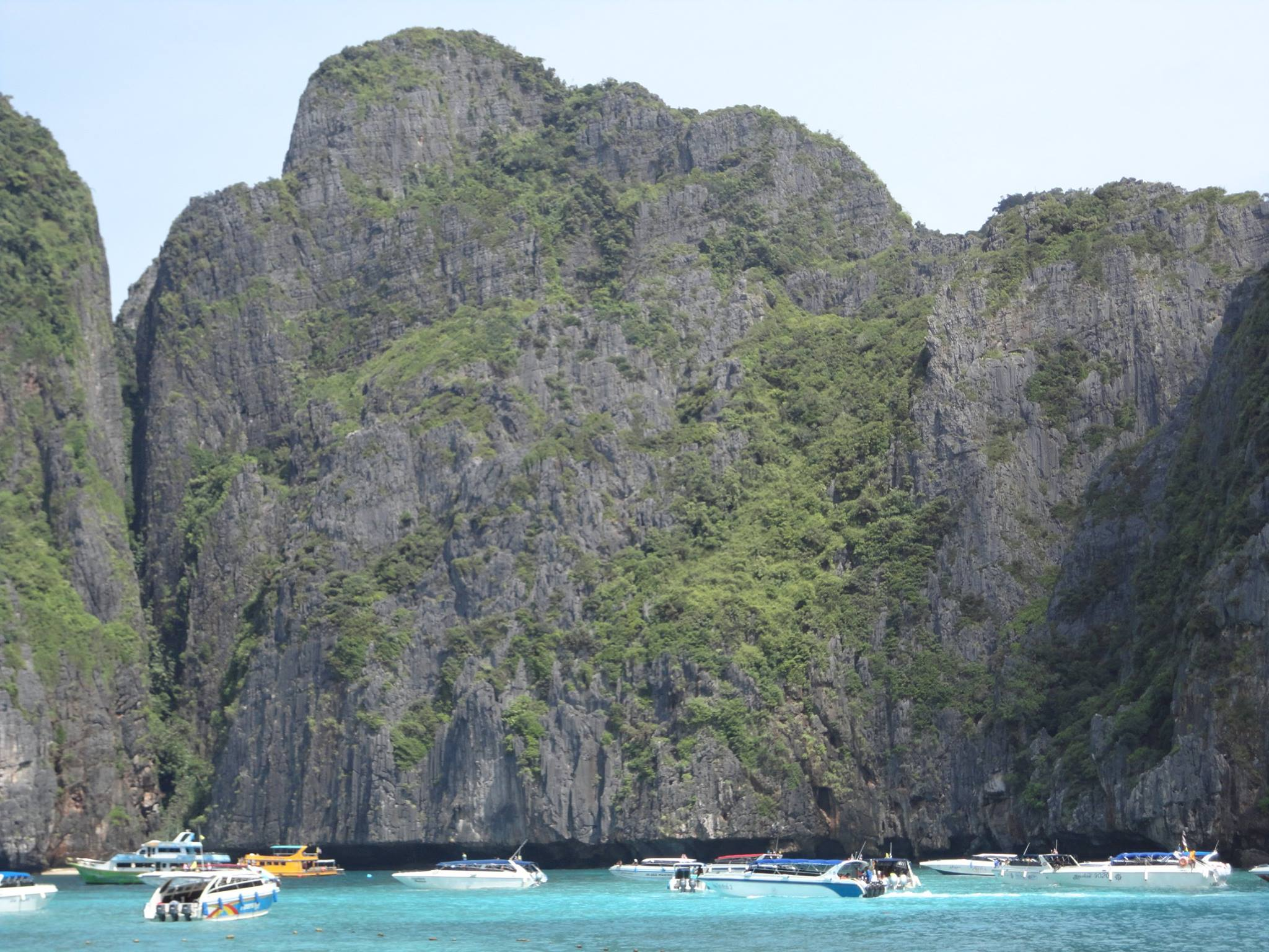 Maya Bay -Phi Phi - Tailandia