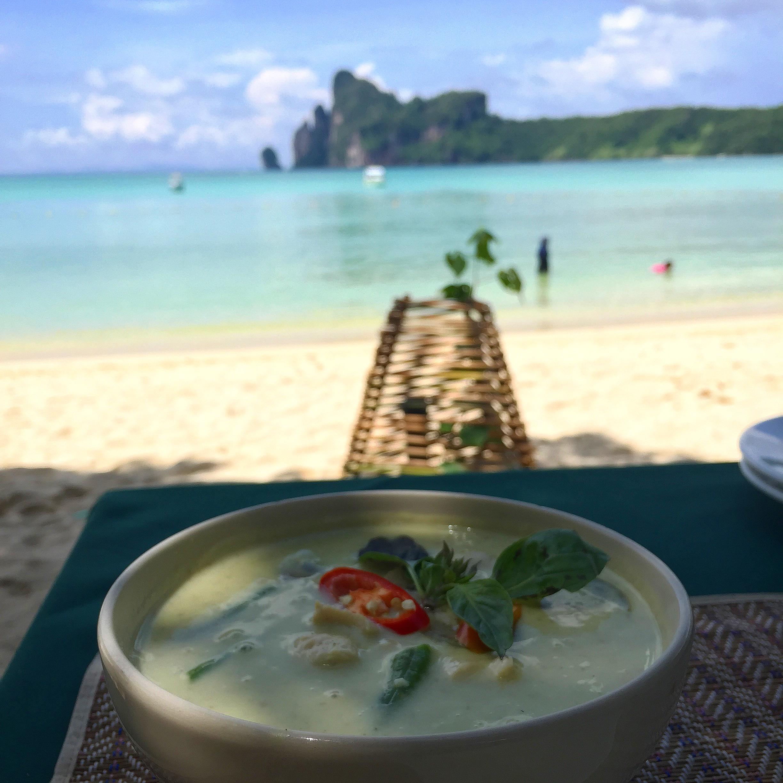 Phi Phi Food Tailandia