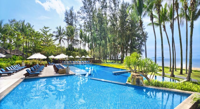 Dusit Thani Krabi Beach Resort Krabi, Tailândia, Pai Plong Bay