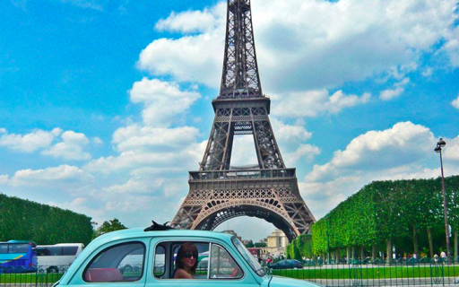 De Paris para Amsterdam de Carro | Passando pela Bélgica