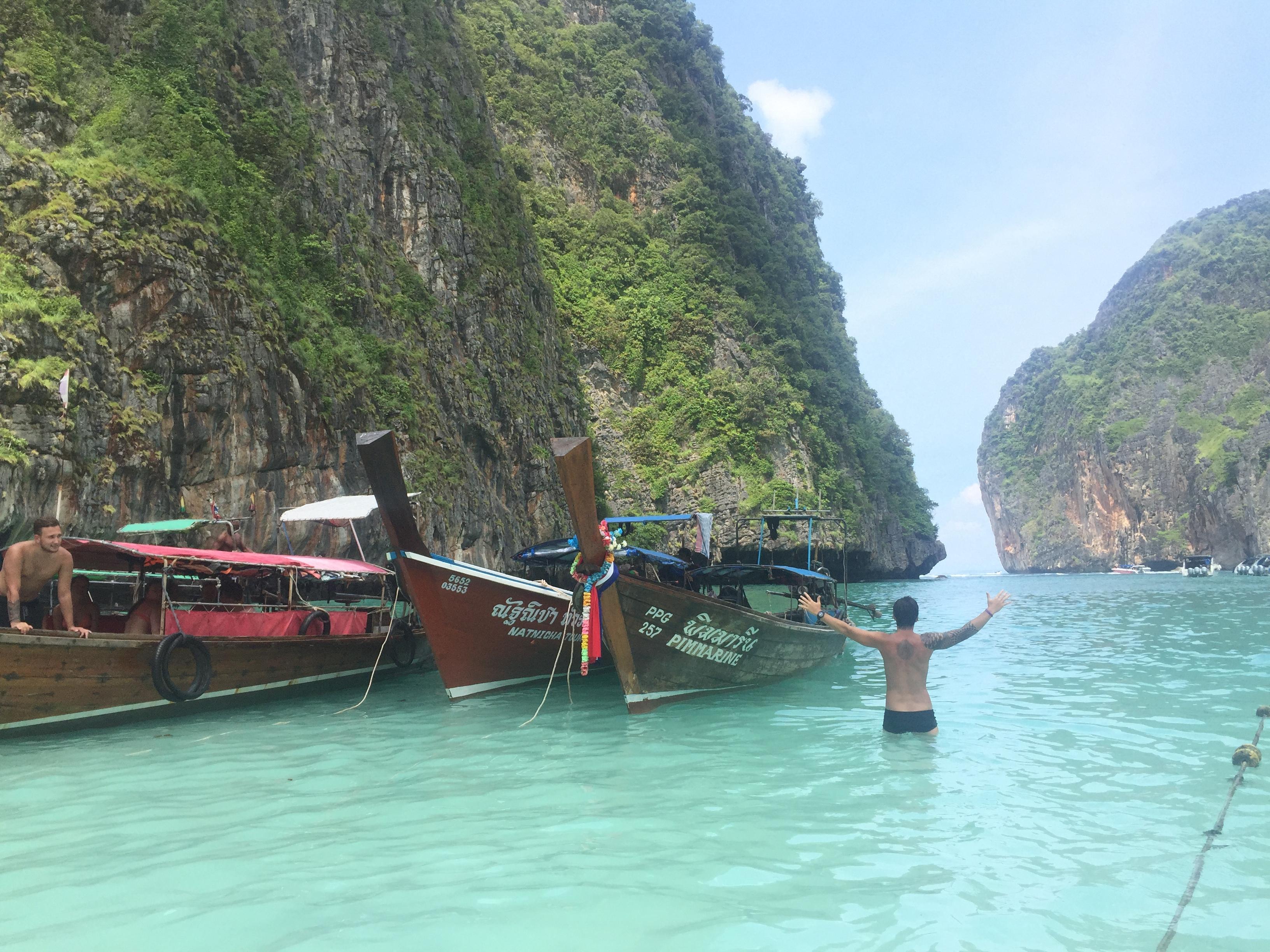 maya Bay Phi Phi Tailandia