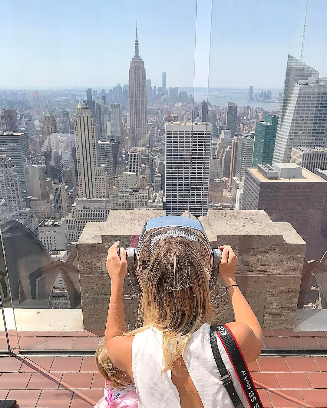 Top of the rock -Rooftop - New York