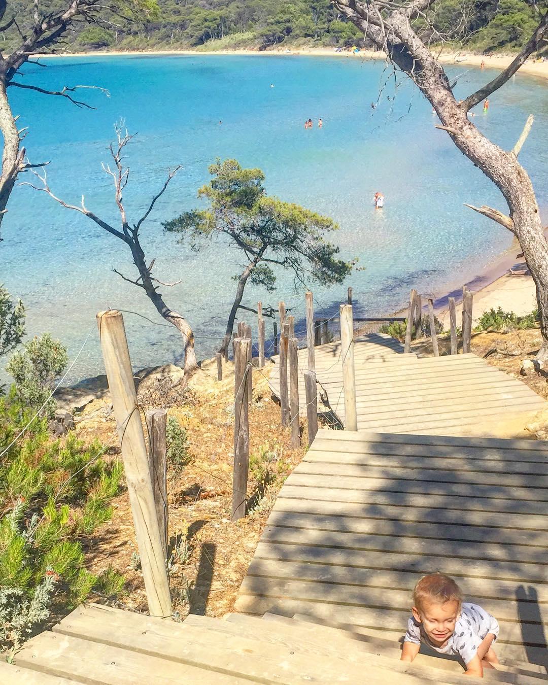 ilha de porquerolle Provence