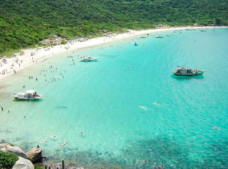 Praia Do Farol Arraial Do Cabo