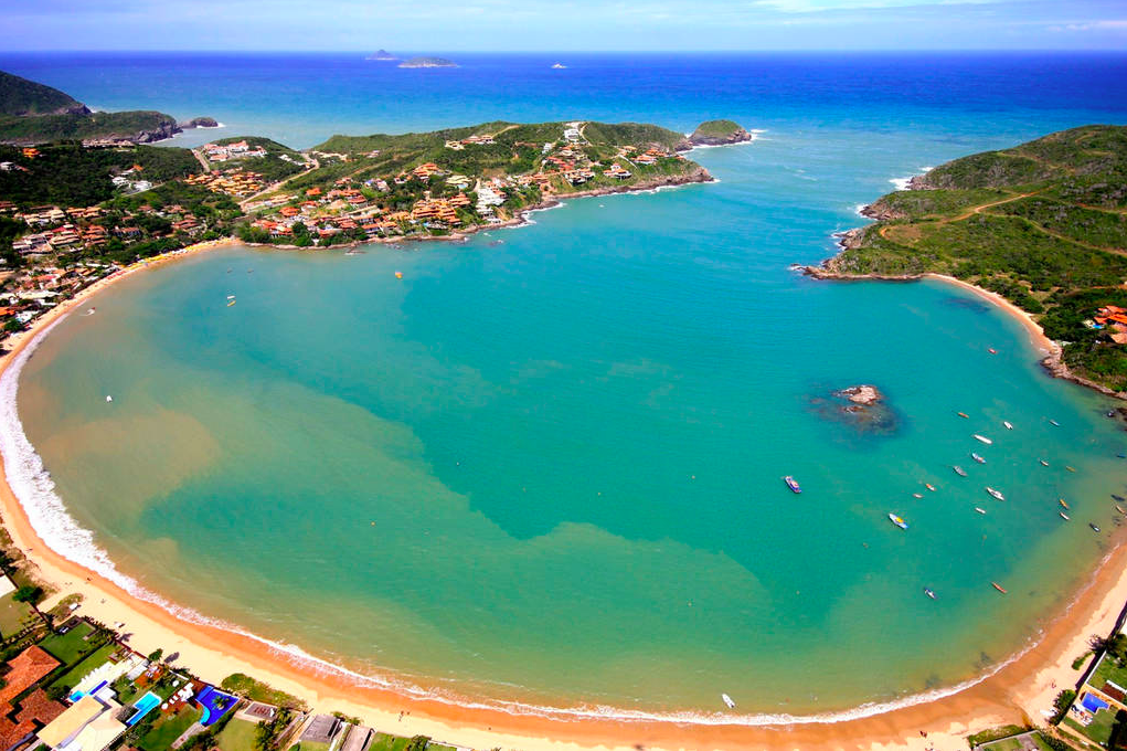 Praia da ferradura Buzios Rio