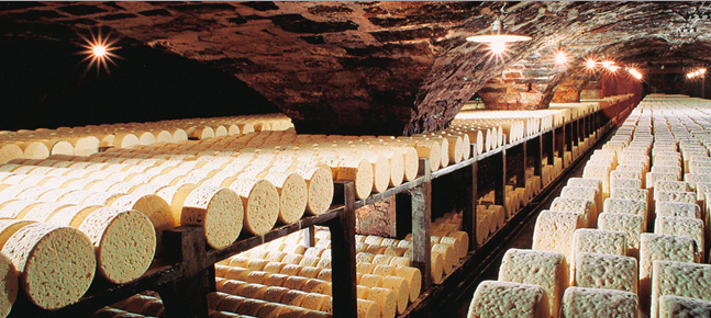 Roquefort França queijo