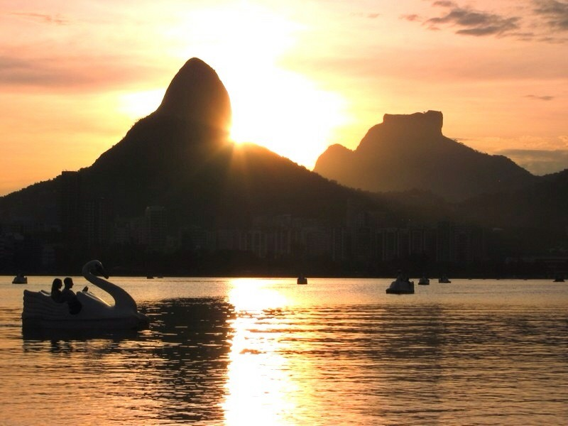 pôr do sol ipanema