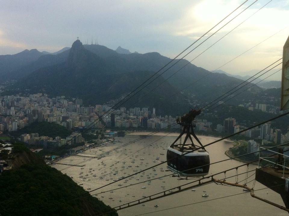 Pao de açúcar Rio de Janeiro Brasil