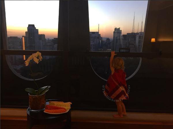 Hotel Tivoli -onde dormir em Sao Paulo