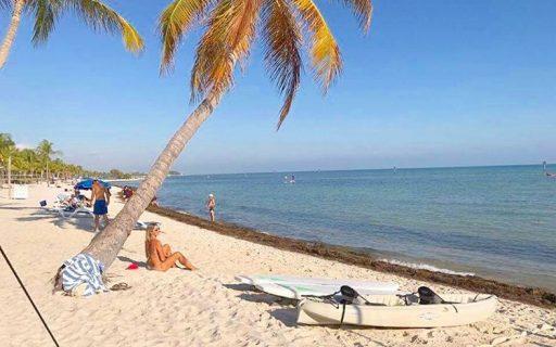 Melhores praias das Florida Keys