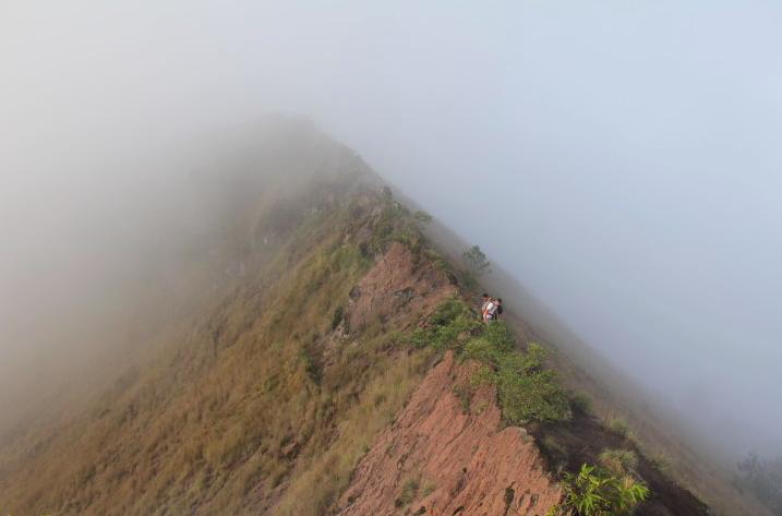 Monte Batur Bali Indonesia