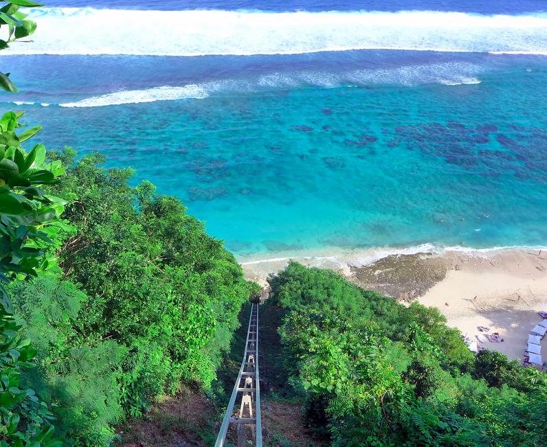 Karma candira Beach Bali